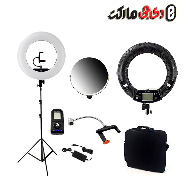 رینگ لایت Ring Light YIDOBLO FE 480 III