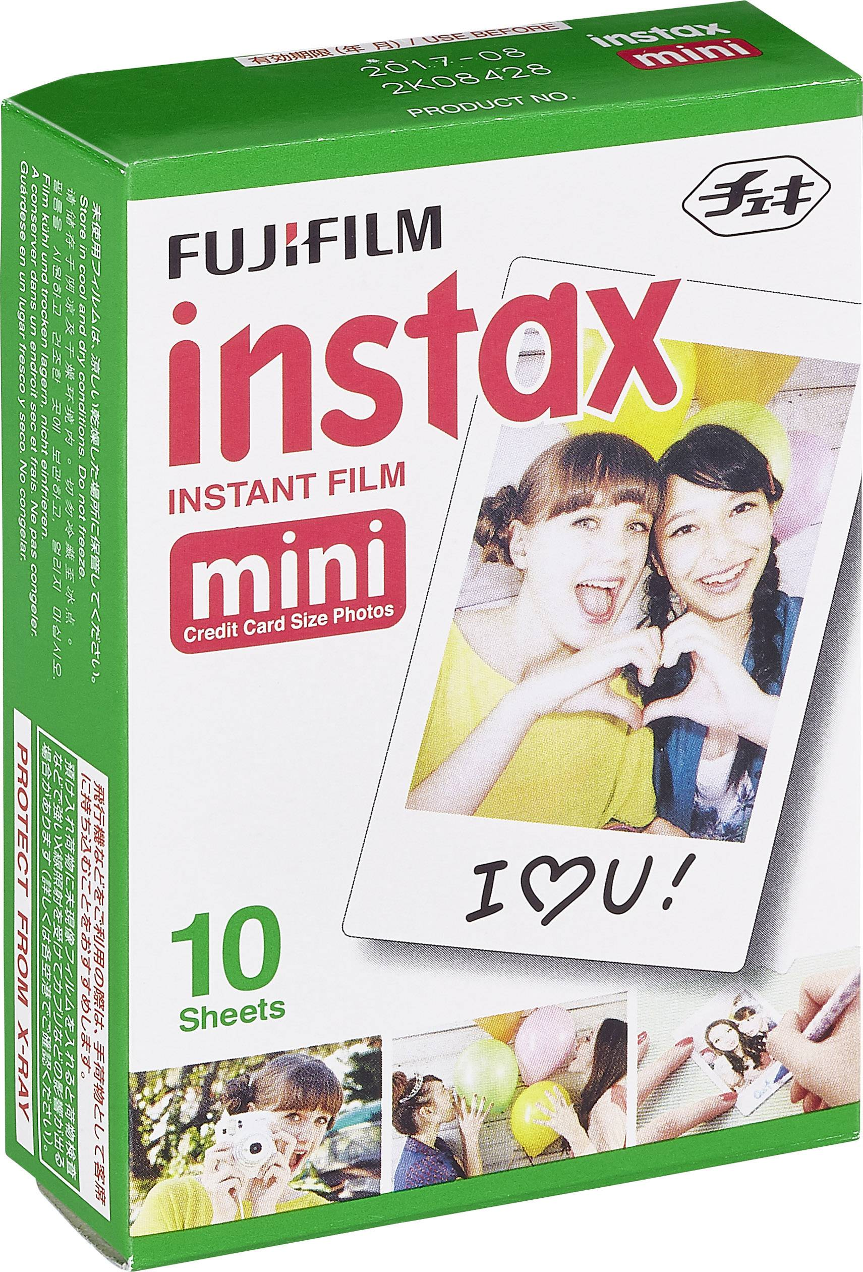 کاغذ عکس fuji film insatx mini