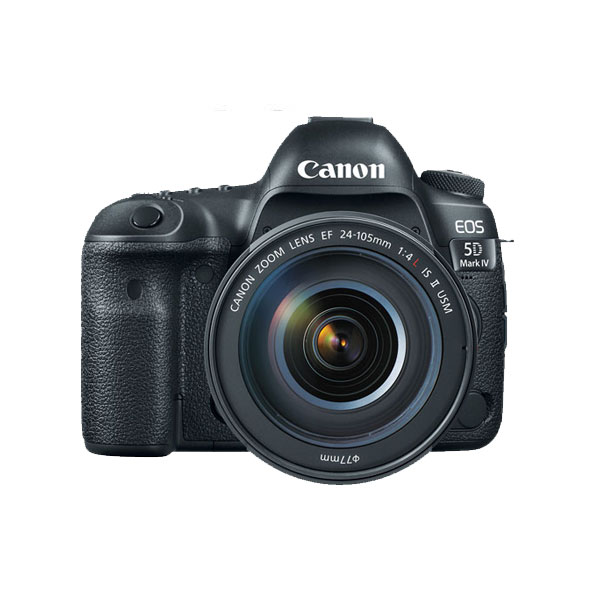 دوربین کانن مدل canon EOS 5D Mark IV 24-105 F4 L IS II