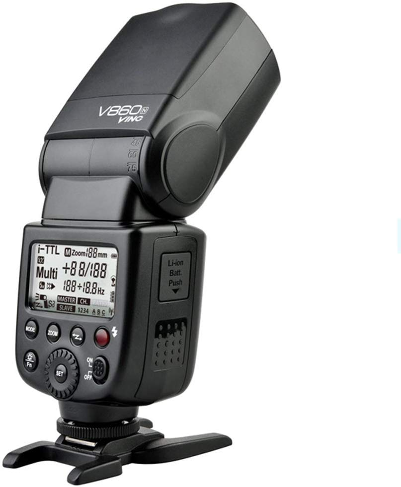 فلاش گودکس مدل  Godox  SpeedLite V860 IIC For NIKON