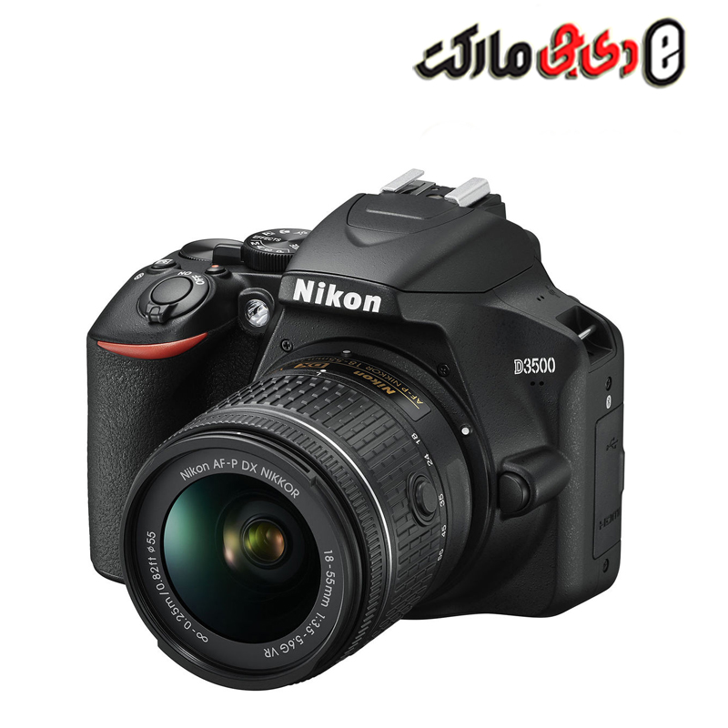 دوربین نیکون مدل Nikon D3500 DSLR Camera with 18-55mm Lens