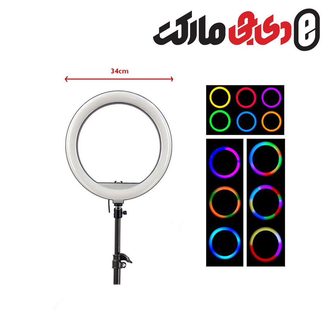 رینگ لایت Ring Light YQ-350